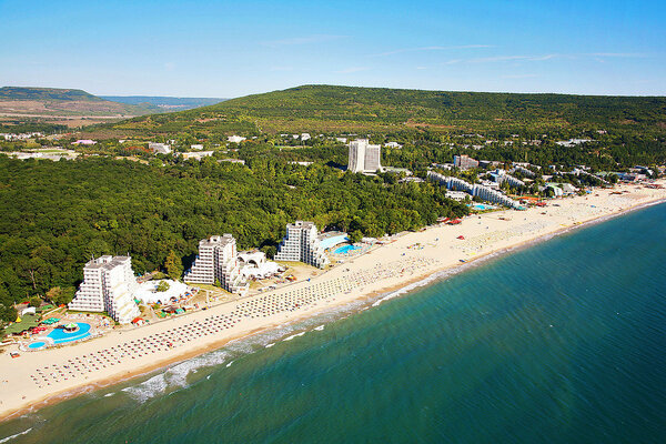 From Varna Airport To Albena