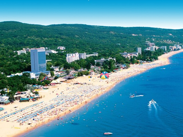 From Varna Airport To   Golden Sands