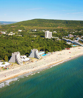 From Burgas Airport To Albena