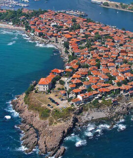From Istanbul Airport To Sozopol